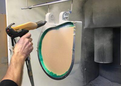 glasperstrahlen