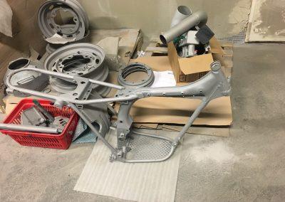 motorad-beschichtung